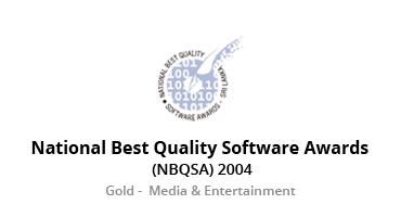 BCS National Best Quality Software Awards - 2004